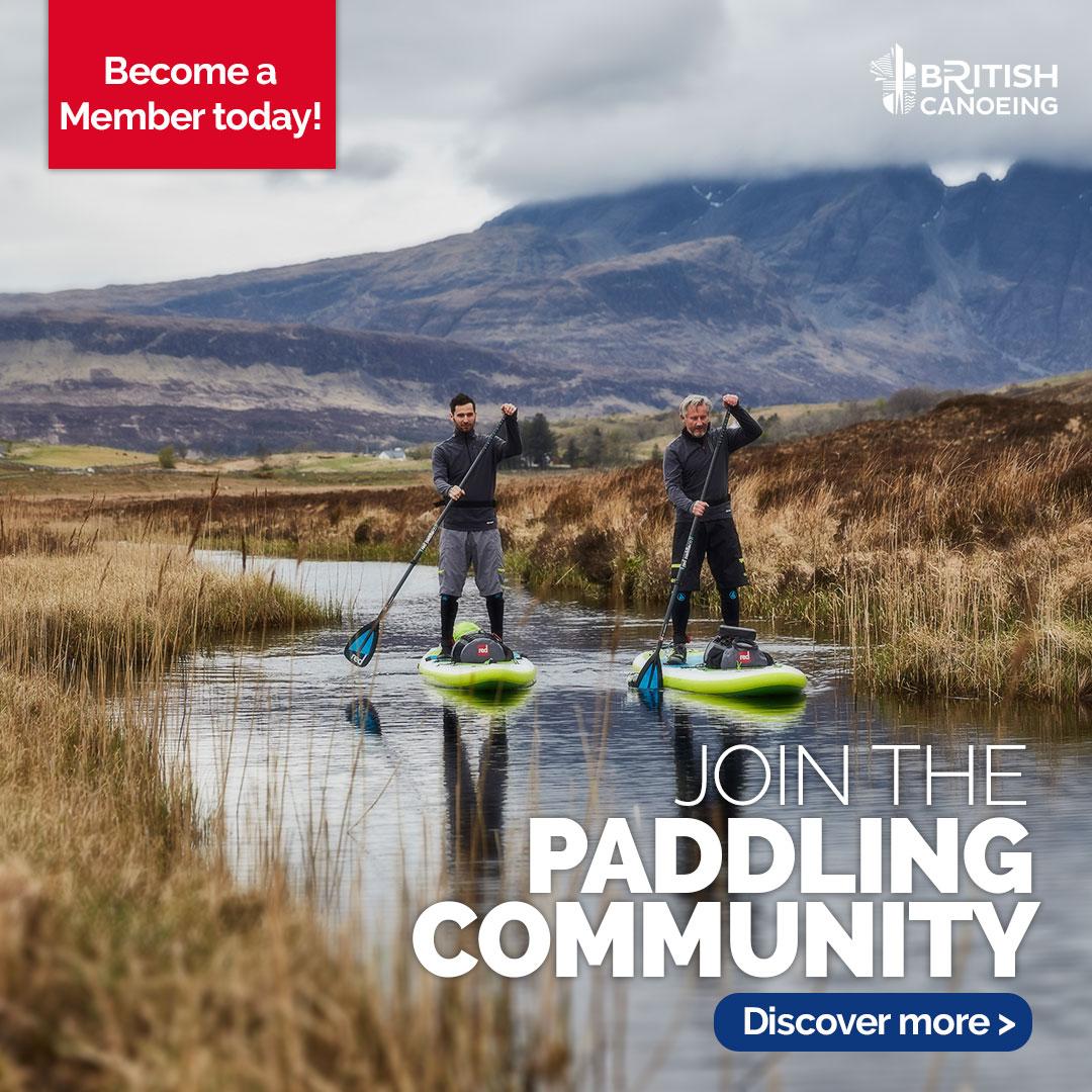 British Canoeing Membership Coupon