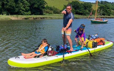 Red Paddle Co 15'0″ Voyager Tandem – Customer Review