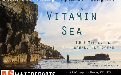 Vitamin Sea film night and Q & A with Cal Major  – 15th August