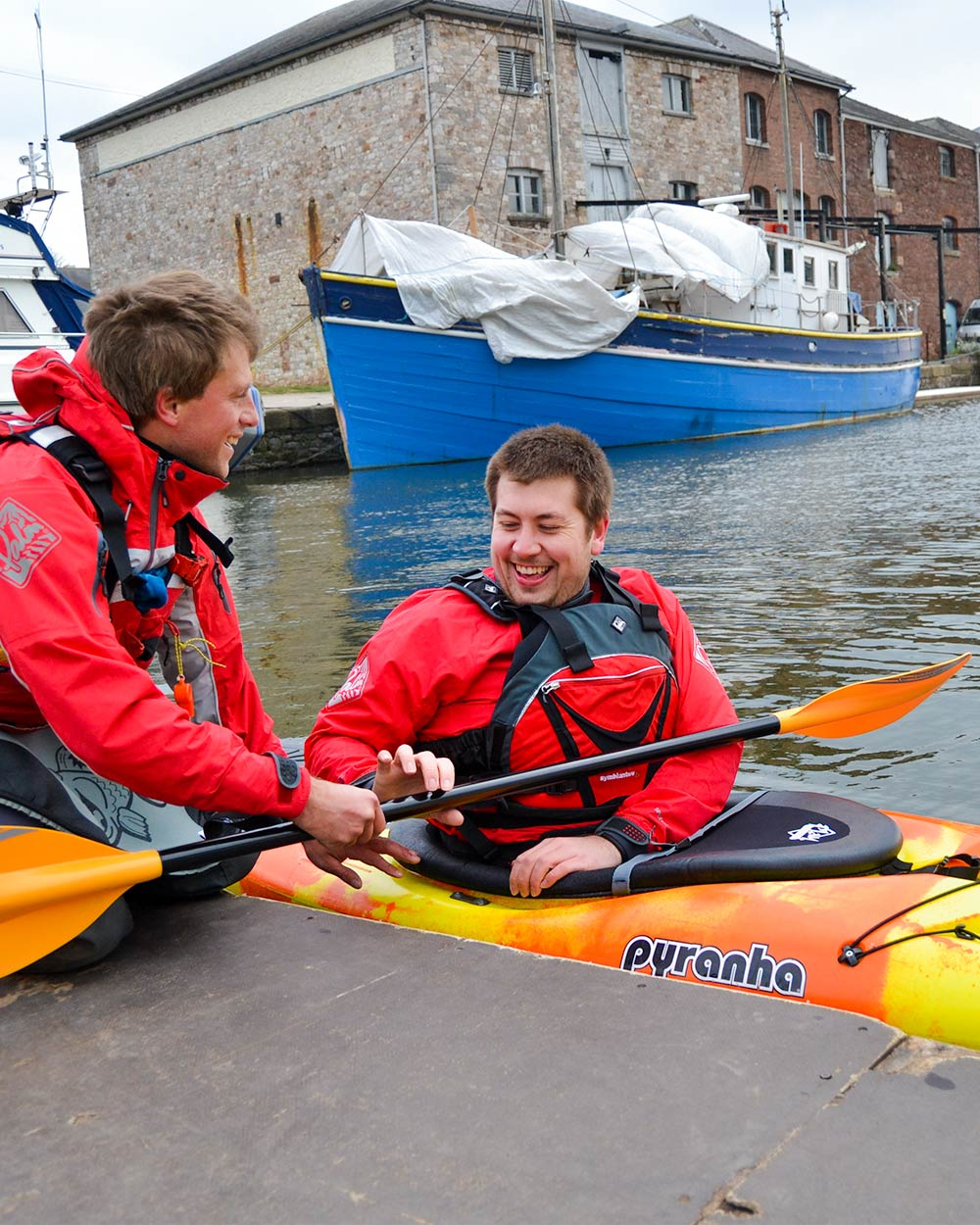 Kayak Lessons in Exeter