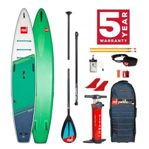 Red Paddle Voyager 13'2 For Sale