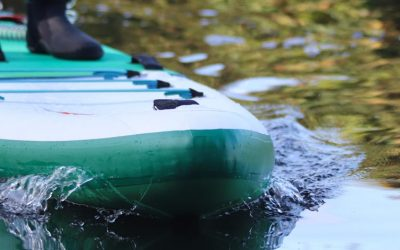 2021 Red Paddle Co 13'2″ Voyager – First Paddle Review