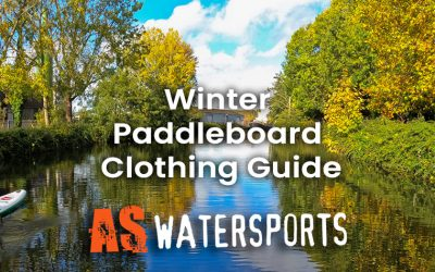 What to Wear Paddleboarding in the Winter