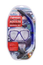 Typhoon Adult Pro Snorkelling Set