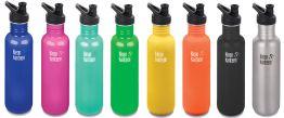 Klean Kanteen Classic 27oz (800ml) Single Wall Bottle