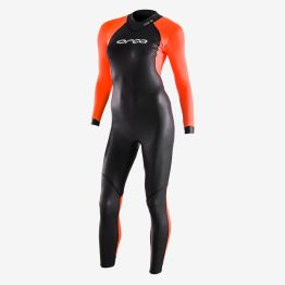 Orca Openwater Core Hi-Vis Womens Swimming Wetsuit