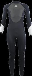 Alder Stealth 4/3mm Mens Wetsuit