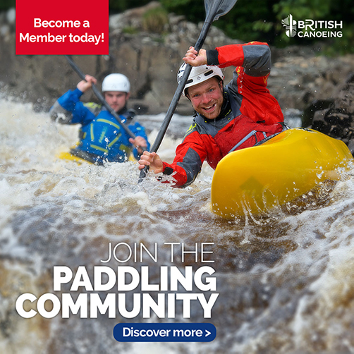 British Canoe Membership Discount