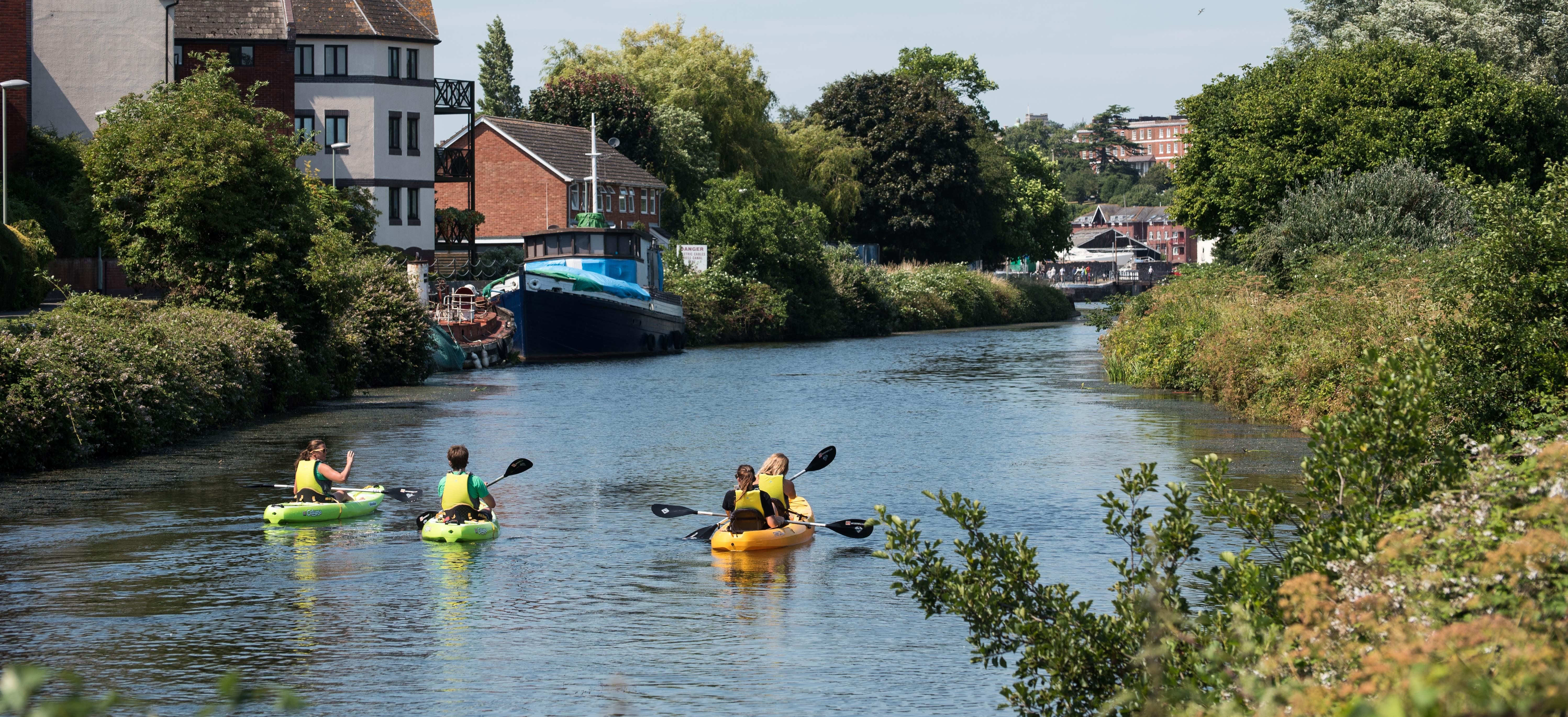 AS Watersports, Exeter | Kayak • Canoe • Paddleboard