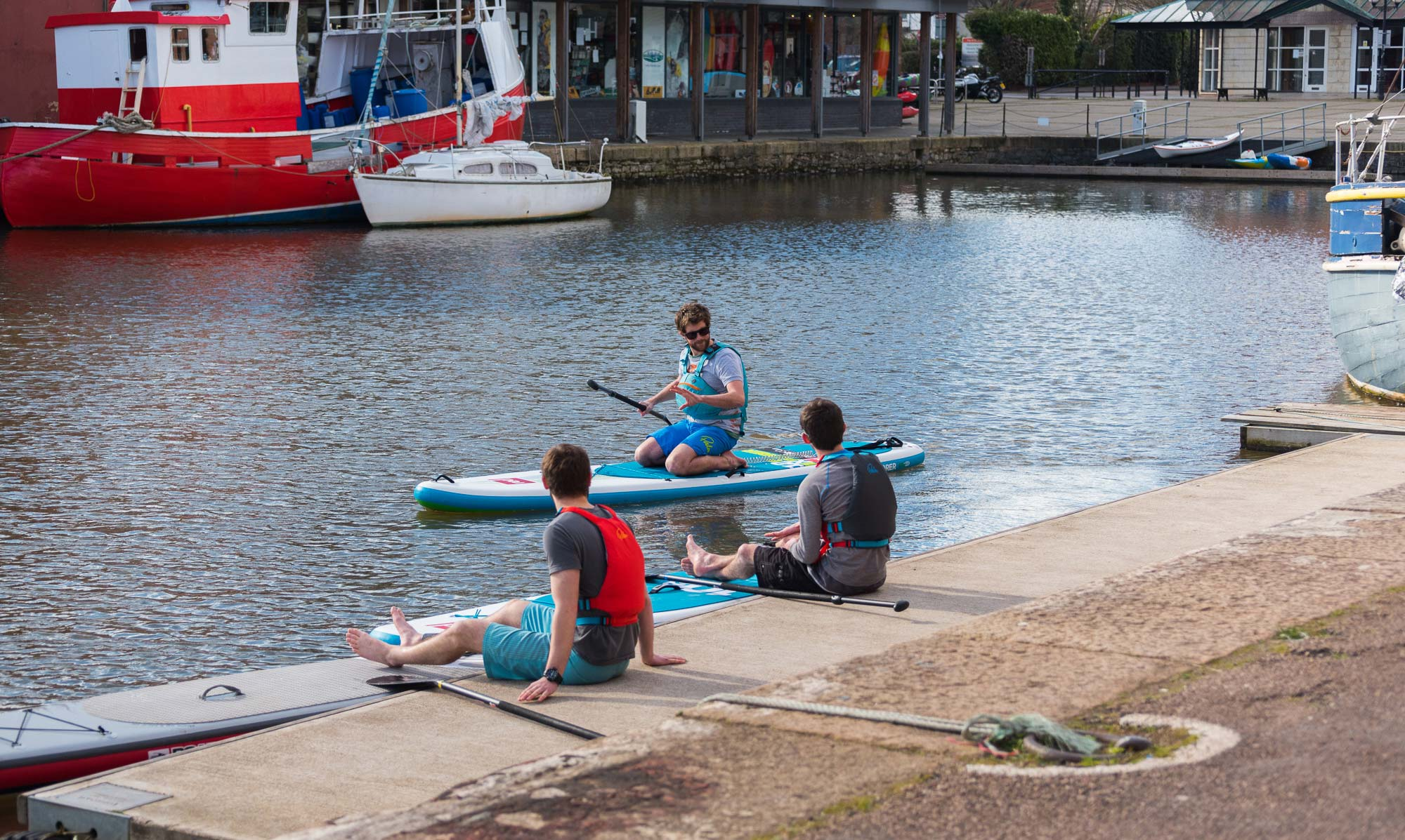 AS Watersports, Exeter | Kayak • Canoe • Paddleboard